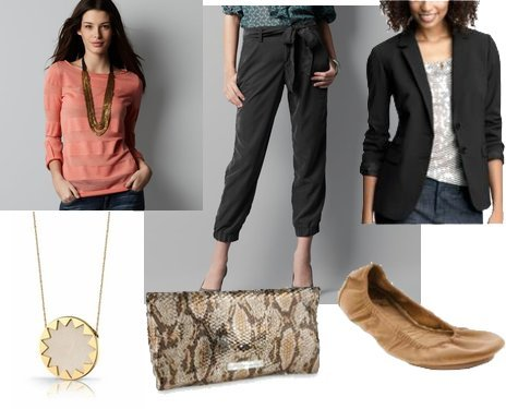 Gap, BCBG MAX AZRIA, House Of Harlow, LOFT