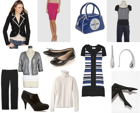 Pan Am, Urban Outfitters, Athleta, Temperley London
