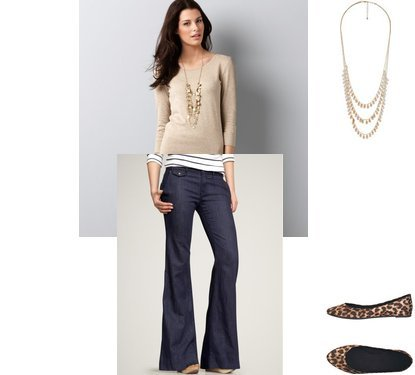 Forever 21, Alloy, Gap, LOFT