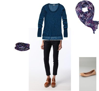 Forever 21, BDG, Tory Burch, Delia's, Madewell