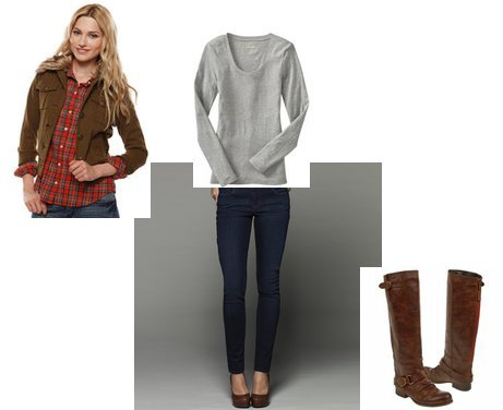 Forever 21, Old Navy, Jessica Simpson