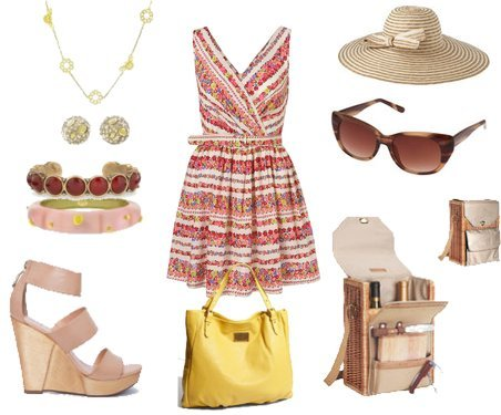 Paul Morelli, Picnic Time, Cat Eye, Nine West