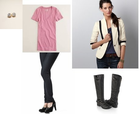 Forever 21, The Limited, LOFT, J.Crew, Gap