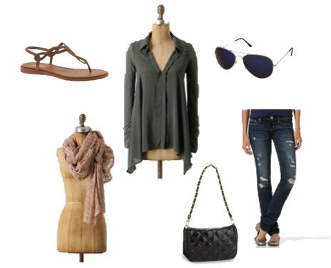 Big Buddha, Forever 21, Anthropologie, Aldo