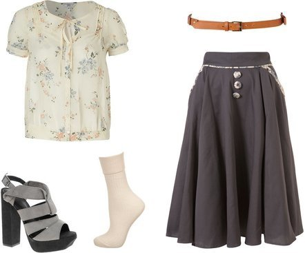 Asos, Topshop, Annie Greenabelle, New Look