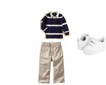 adidas, Gap, Ralph Lauren
