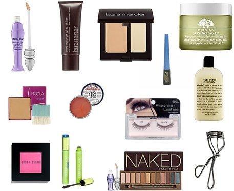 L'Oreal, Urban Decay, Shiseido, Maybelline