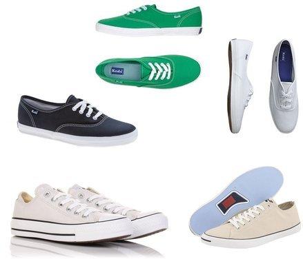 Keds, Converse, Converse, Keds, Keds