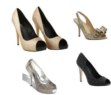 GUESS, Nine West, Kate Spade, Arden B