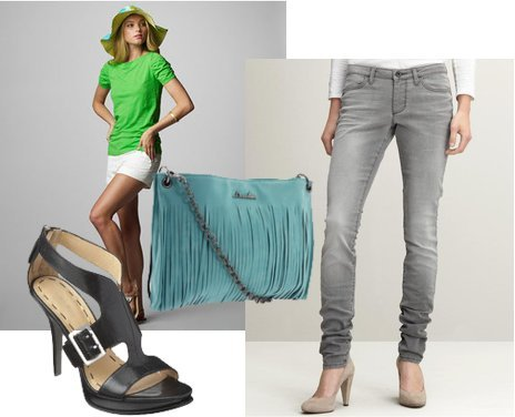 Volcom, Nine West, Lilly Pulitzer, Banana Republic
