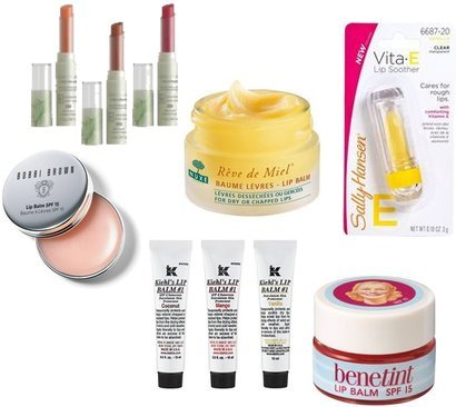 Kiehl's, Benefit, Bobbi Brown, Sally Hansen
