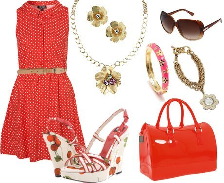 Betsey Johnson, Lucky Brand, D&G, Jessica Simpson