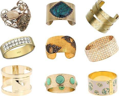 Blu Bijoux, Swarovski, DSquared, Dini's, Alexander McQueen