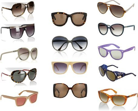 Oliver Peoples, Marni, The Row, Ralph Lauren