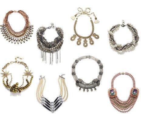 Fallon, Charm & Chain, Dannijo, Charm & Chain
