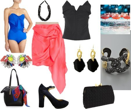 Kenneth Jay Lane, DKNY Handbags, Love Moschino