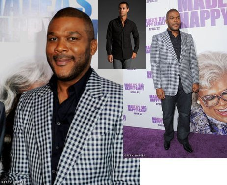 tyler perry madea. Tyler Perry at the Madea#39;s Big