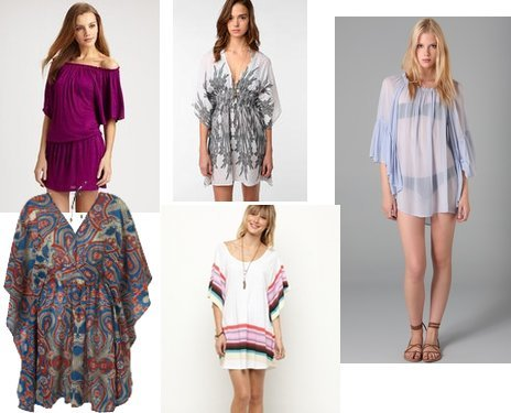 Roxy, Topshop, Indah, Billabong, La Blanca by Rod Beattie