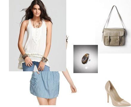 Aldo, BDG, Jessica Simpson, Express, Free People