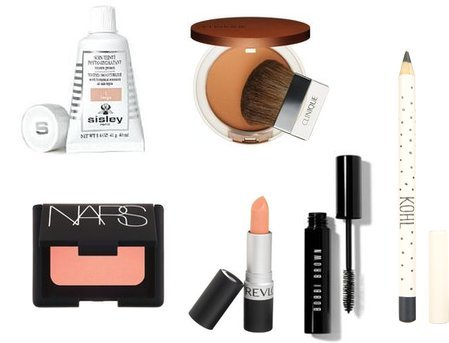 Bobbi Brown, Topshop, Revlon, Clinique, NARS