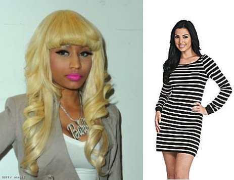 pink friday necklace nicki minaj. Nicki Minaj#39;s Super Bass Music