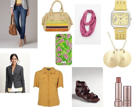 Nine West, Fresh, Dolce Vita, J. Jill, Banana Republic