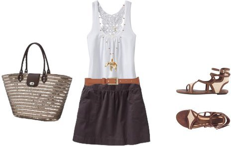 Forever 21 Outfit Ideas Summer Zuzu  Forever 21  Old Navy