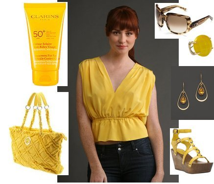 Clarins, Kendra Scott, DSquared, Juicy Couture