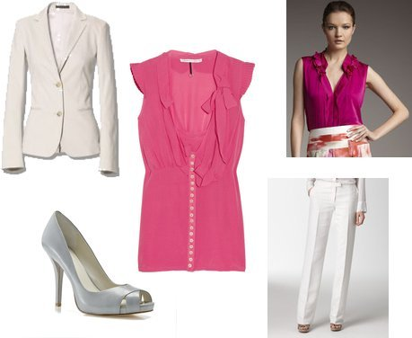 Jones New York, Elie Tahari, Theory, Calvin Klein