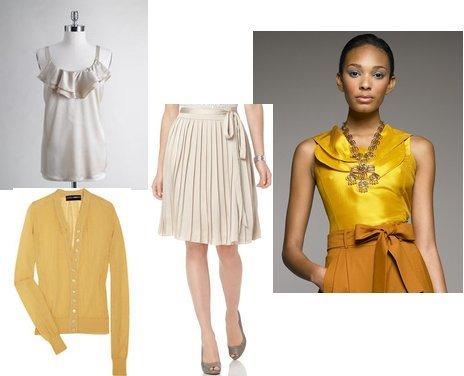Dolce & Gabbana, Oscar De La Renta, Calvin Klein