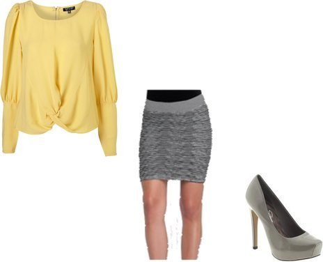 GUESS by Marciano, Topshop, Jessica Simpson