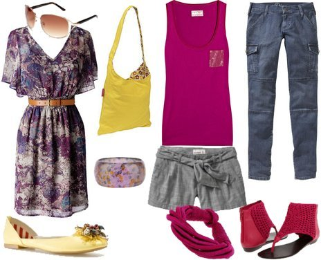 What to Wear to a Concert – Summer Outfits