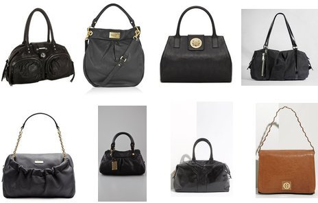 Hobo International, Tory Burch, Marc by Marc Jacobs
