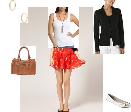 Forever 21, Aldo, Nine West, Mossimo, Wet Seal