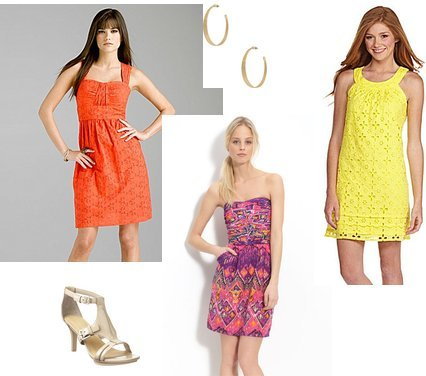 Forever 21, Nine West, Jodi Kristopher, Gianni Bini