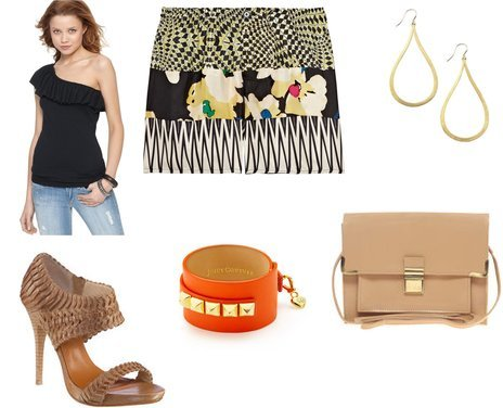 Dogeared, Asos, Juicy Couture, Max Studio