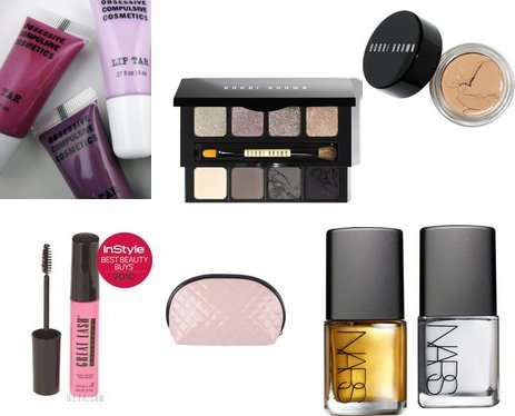 Forever 21, Maybelline, NARS, NARS, Bobbi Brown