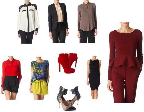KG by Kurt Geiger, Stella McCartney, Roland Mouret