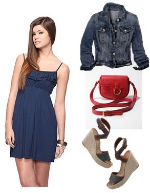 Kimchi & Blue, Madewell, American Eagle, Forever 21