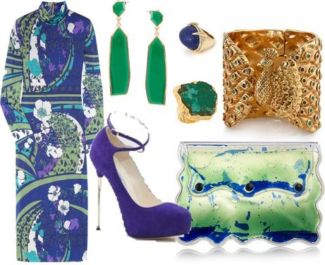 House Of Harlow, Lapis, Asos, Brian Atwood