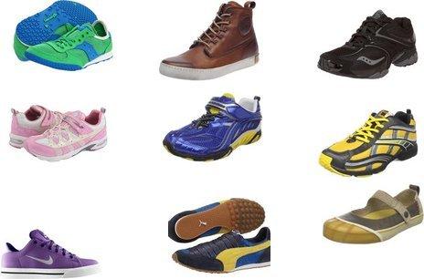 Sorel, Puma, Nike, Tsukihoshi, Tsukihoshi