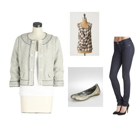 Tory Burch, Juicy Couture, Anthropologie, J Brand