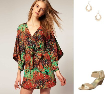 Forever 21, Nine West, Vero Moda