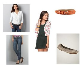 Gap, Topshop, New York & Co., LOFT, Forever 21