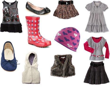 Kiabi, adidas, Start Rite, Bloch, Anniel, Esprit