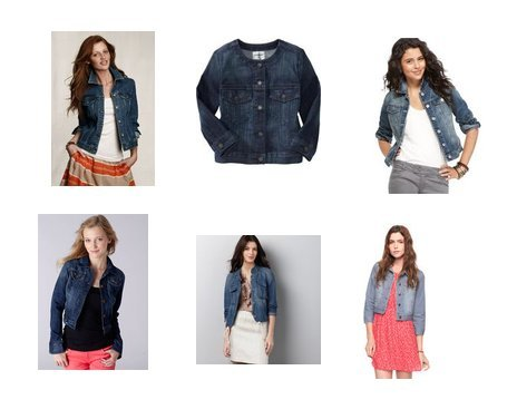 Forever 21, LOFT, Delia's, Freestyle, Old Navy