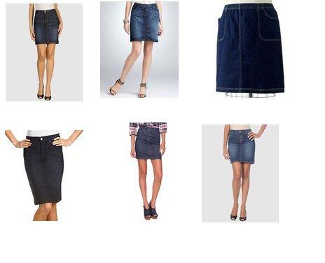 Paper Denim & Cloth, Forever 21, Levi's, Ann Taylor