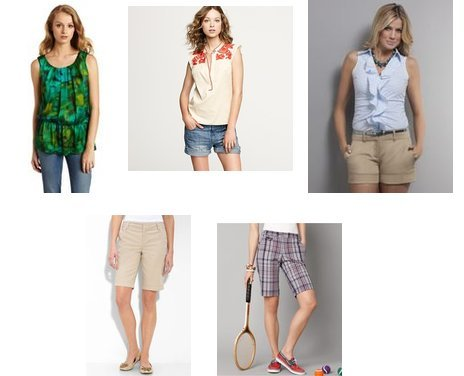 J.Crew, New York & Co., Notations, Tommy Hilfiger