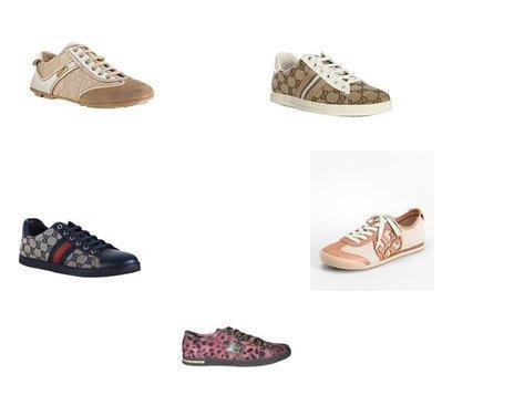 Tory Burch, Dolce & Gabbana, Gucci, Christian Dior