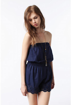 Staring at Stars Cutout Romper - Urban Outfitters